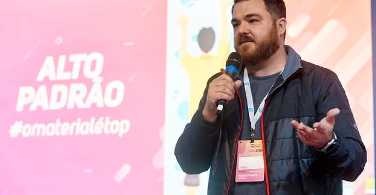 """""""Só vai ter sucesso que reunir impressão e tecnologia"""", Jonathan Tebaldi, CEO Criativando"""