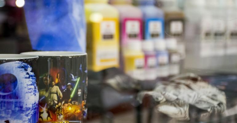 tintas para impressão digital em tecidos