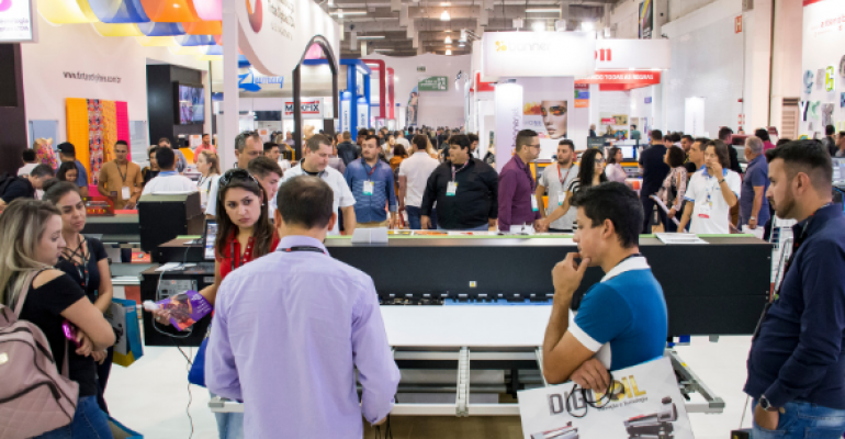 FuturePrint reúne etapas da produção no Circuito de Impressão Digital Têxtil