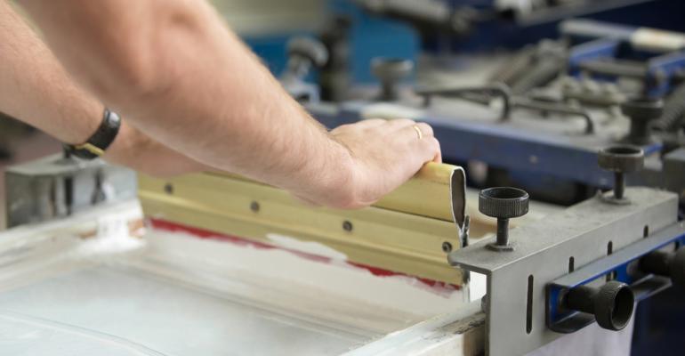 Produtos diferenciados podem agregar valor na serigrafia
