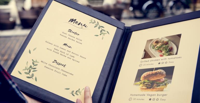 Como usar impressão digital no food service?