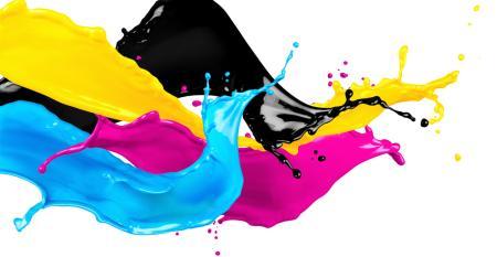 Tipos de tintas para impressão digital em grandes formatos