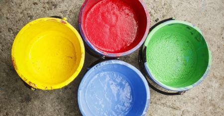 Como preparar corretamente a tinta para serigrafia e 5 passos de conservação
