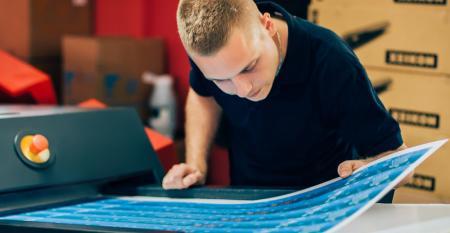 Calibragem de cores na impressão digital: como fazer?